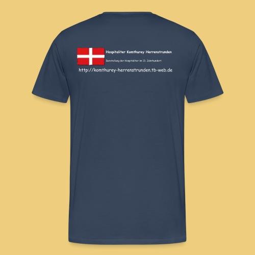 Aufkleber3 png - Männer Premium T-Shirt