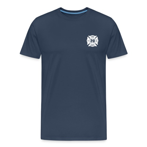 Wappen ohne Äxte - Männer Premium T-Shirt