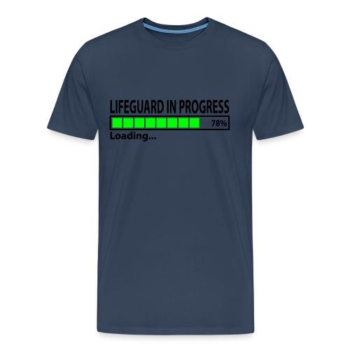 LifeguardInProgress - T-shirt Premium Homme