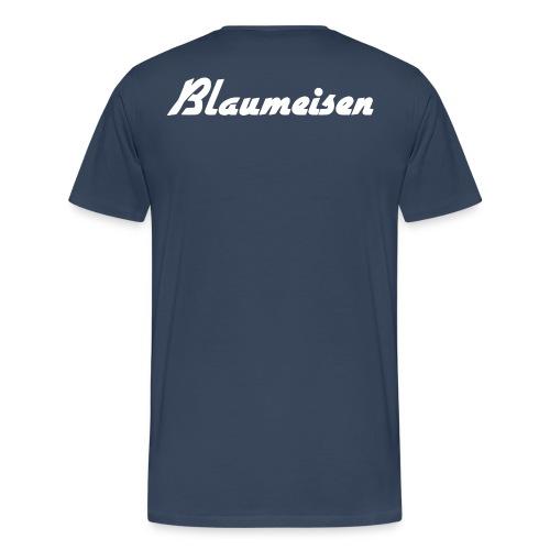 BM_Schrift_2 - Männer Premium T-Shirt