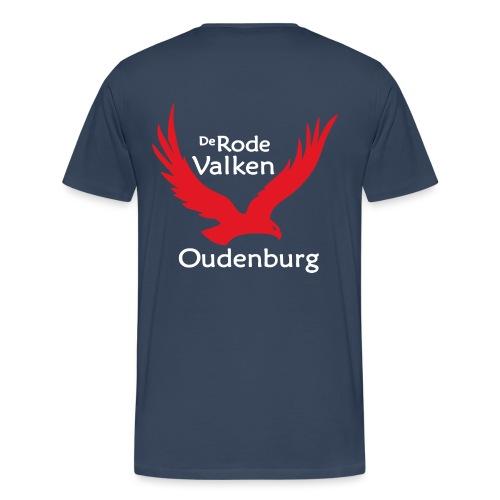 oudenburg - Mannen Premium T-shirt