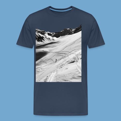 simschumlogo2 png - Männer Premium T-Shirt