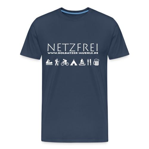 KBZ-M Hoodie - Männer Premium T-Shirt
