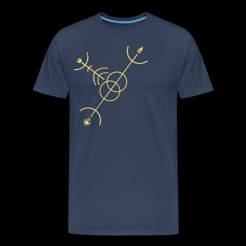 NornirLogo_3 - Männer Premium T-Shirt