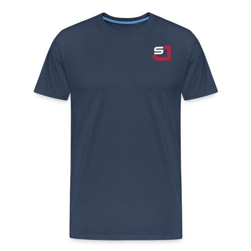 SJ logo - Men's Premium T-Shirt