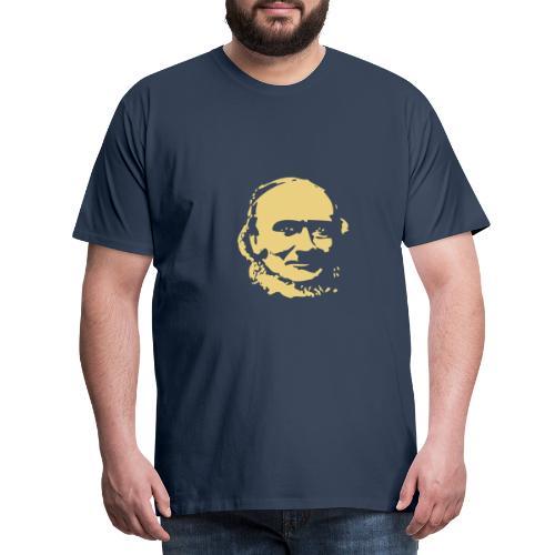 aasen vondess vector - Premium T-skjorte for menn