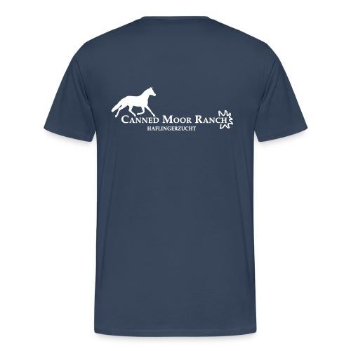 Logo_CMR_svg3F - Männer Premium T-Shirt