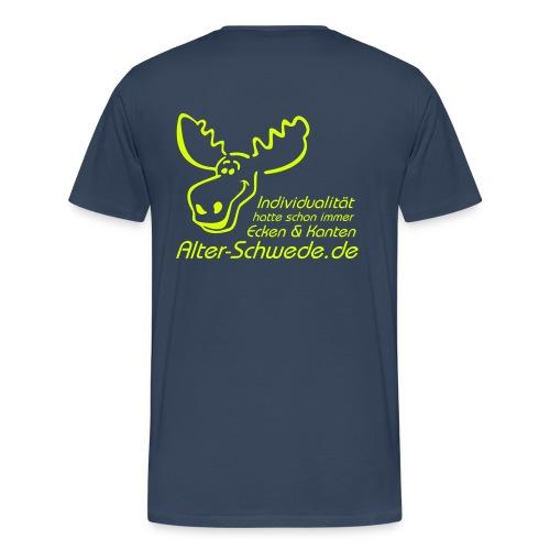 Individualität - Männer Premium T-Shirt