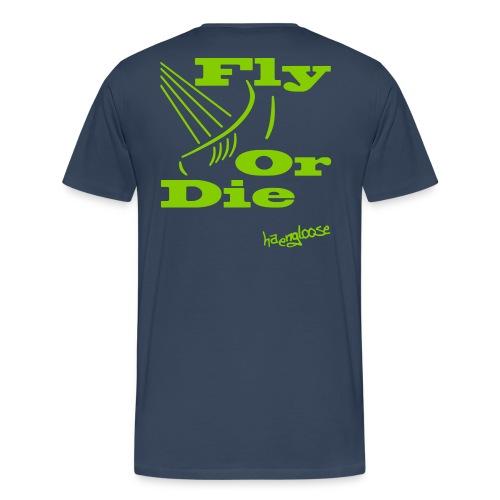 flyordie - Männer Premium T-Shirt