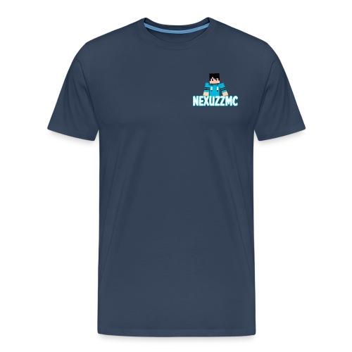 NexuzzMC Youtuber - Herre premium T-shirt