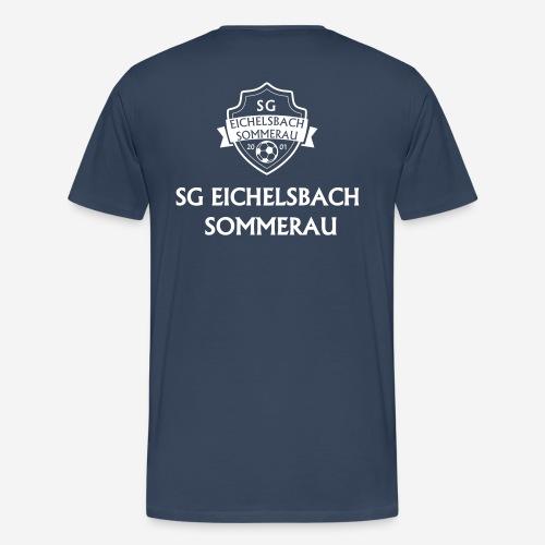sg_text gerade_1 - Männer Premium T-Shirt