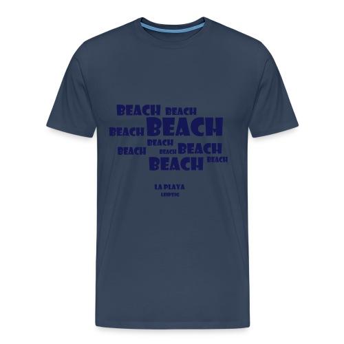 Beach Beach Beach Strand Shop - Männer Premium T-Shirt
