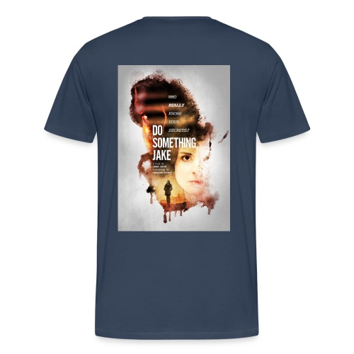 dsj_one_sheet_lessthan10M - Men's Premium T-Shirt