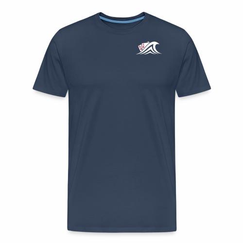 logo biton v - T-shirt Premium Homme