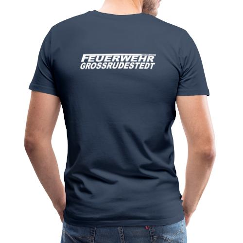 Schriftzug_FFG_gross - Männer Premium T-Shirt