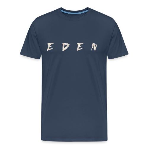 pattern EDEN camo gris png - T-shirt Premium Homme