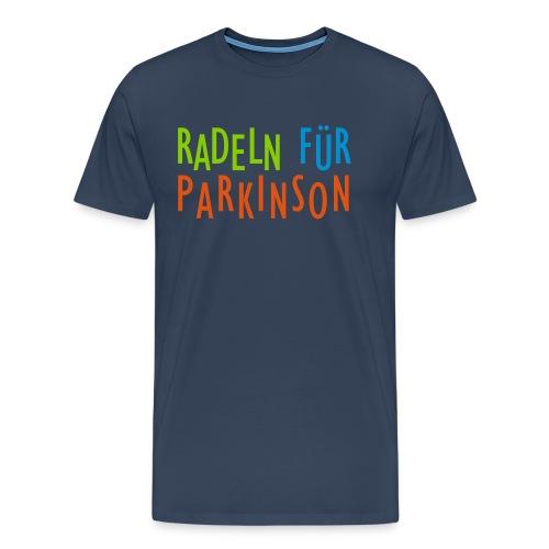 Radeln für Parkinson - Männer Premium T-Shirt