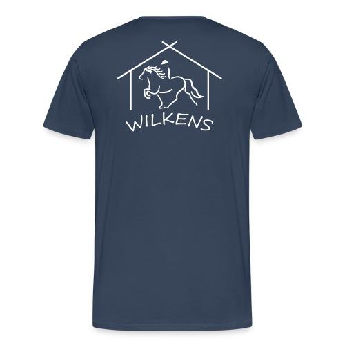 wilkens logo - Männer Premium T-Shirt