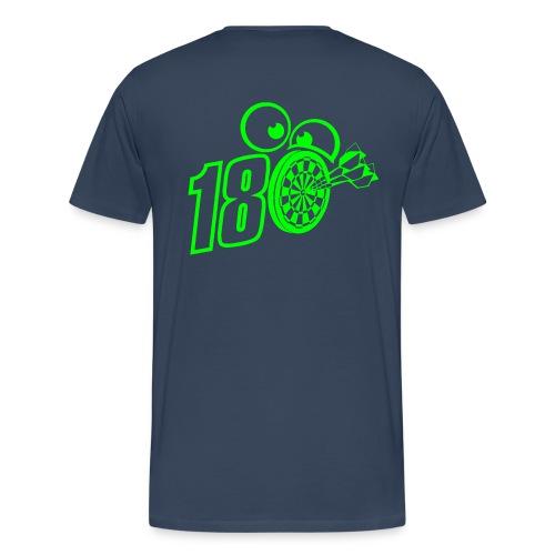 Logo_Finale_02_3pf - Männer Premium T-Shirt