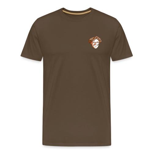Kopf1-Baumstriezel_RGB - Männer Premium T-Shirt