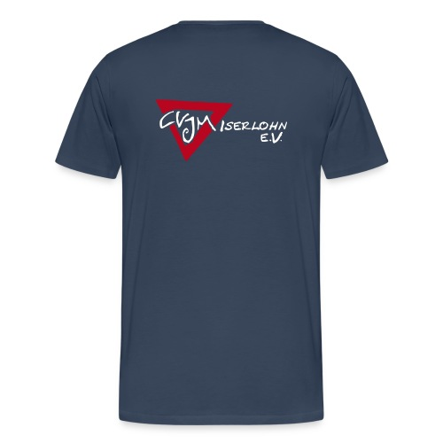 logorw - Männer Premium T-Shirt
