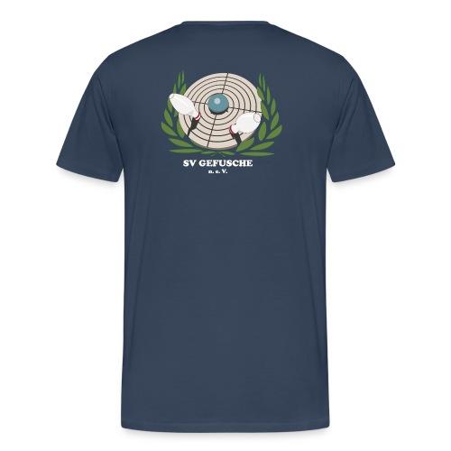 SVG - Abteilung Kegelei - Logo - Männer Premium T-Shirt