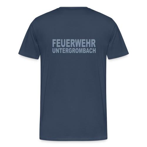 feuerwehr ugr - Männer Premium T-Shirt