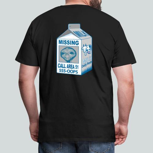 Missing: alien - T-shirt Premium Homme
