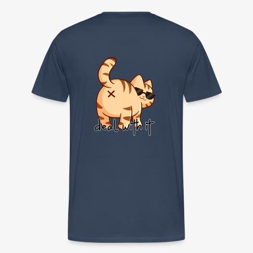 Deal with it! - Men's Premium T-Shirt