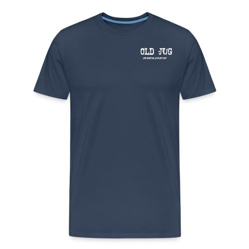 ru cken - Männer Premium T-Shirt