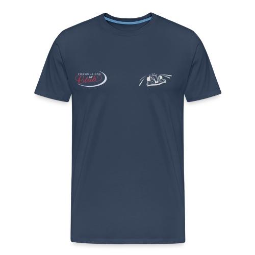 Maglietta anteriore png - Maglietta Premium da uomo