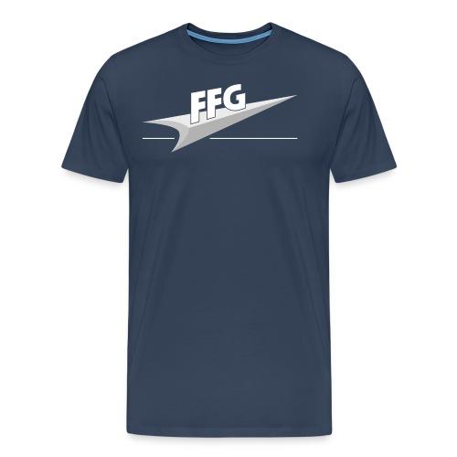 Logo FFG hell ohne Schrif - Männer Premium T-Shirt