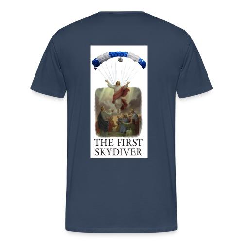 skydiver 02 - Männer Premium T-Shirt