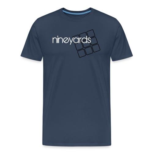 Nineyards text - Men's Premium T-Shirt