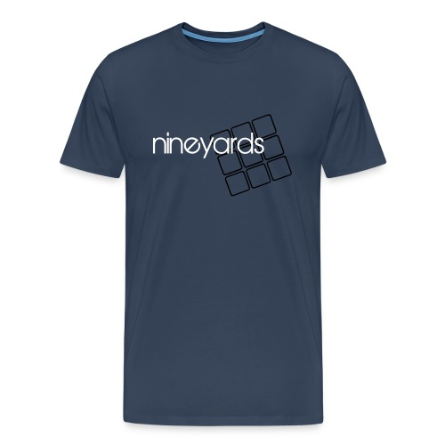 Nineyards text - Men's Premium T-Shirt