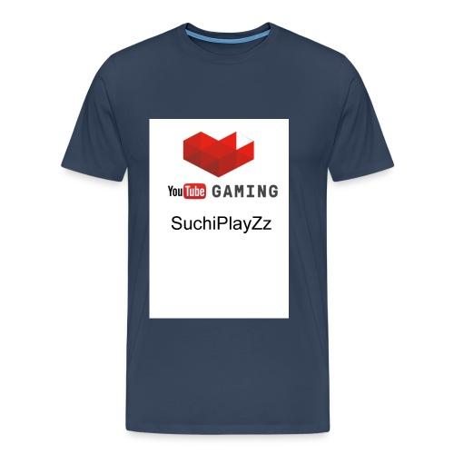 SuchiYouTube - Men's Premium T-Shirt