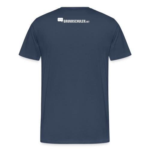 logo weiss png - Männer Premium T-Shirt