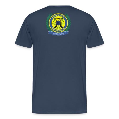WT Webshop - Mannen Premium T-shirt