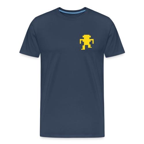 retro - Männer Premium T-Shirt