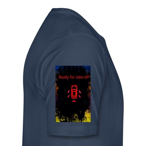 ready_for_take-off - Männer Premium T-Shirt