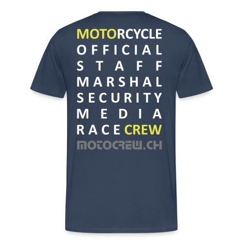 lines - Männer Premium T-Shirt