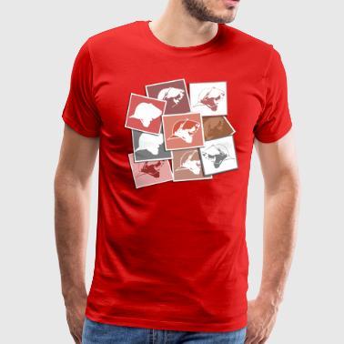 knitterfrei - Männer Premium T-Shirt