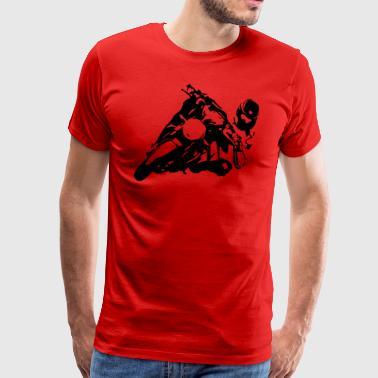 DucMonster - Männer Premium T-Shirt