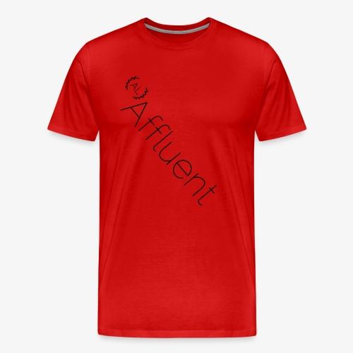 Affluent Twisted T Shirt - Men's Premium T-Shirt
