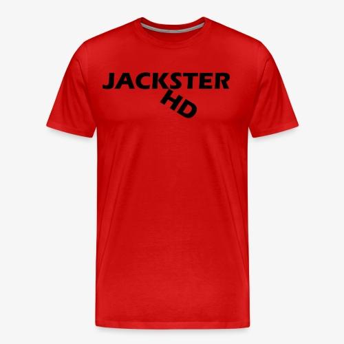 jacksterHD shirt design - Men's Premium T-Shirt
