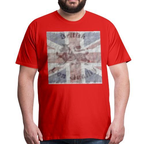 British Lion - Men's Premium T-Shirt