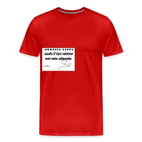 erotica linfa - Maglietta Premium da uomo