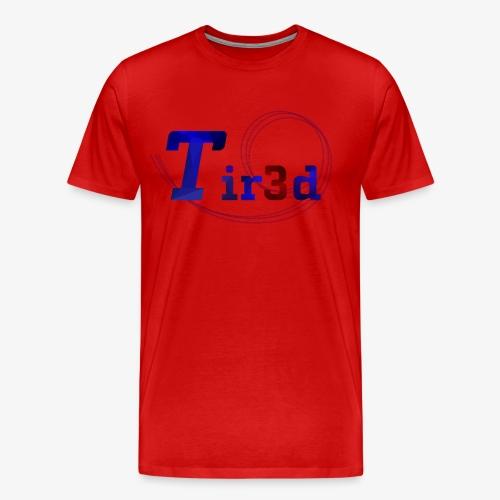Tir3d - Männer Premium T-Shirt