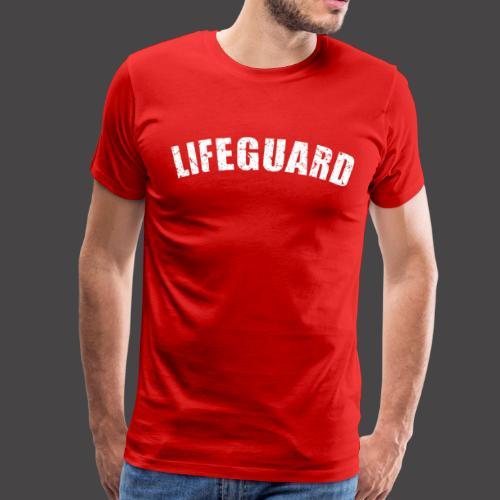 Lifeguard - Männer Premium T-Shirt