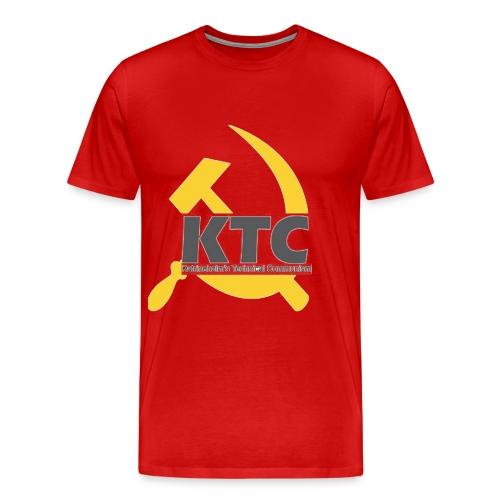 kto communism shirt - Premium-T-shirt herr